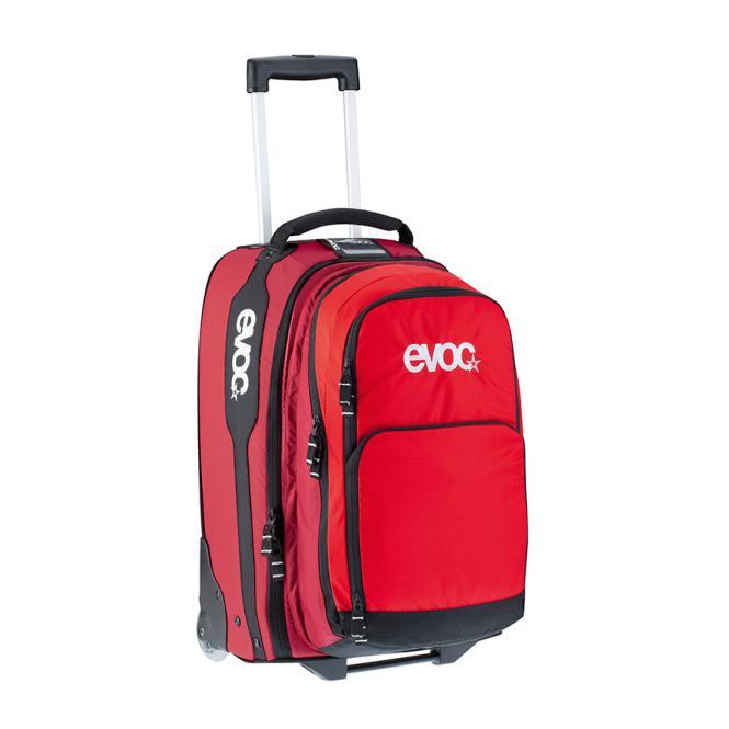 Terminal Bag M mit 2 in 1 Rucksack Red Ruby