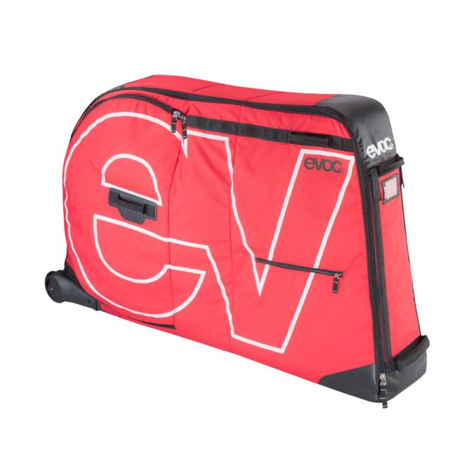 Bike Travel Bag Red