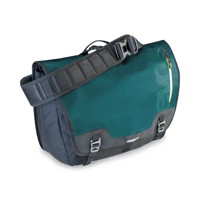Courier Bag Petrol