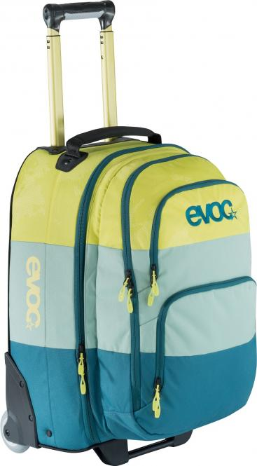 evoc city travel terminal bag m mit 2 in 1 rucksack multicolor jetzt auf kaufen. Black Bedroom Furniture Sets. Home Design Ideas