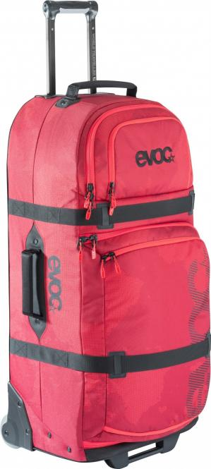 World Traveller Rollkoffer 125l Red-Ruby