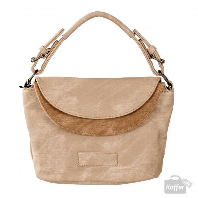 Handtasche Alea beige