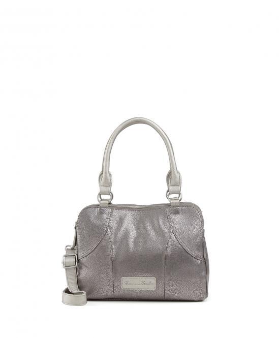Handtasche Hilda silver