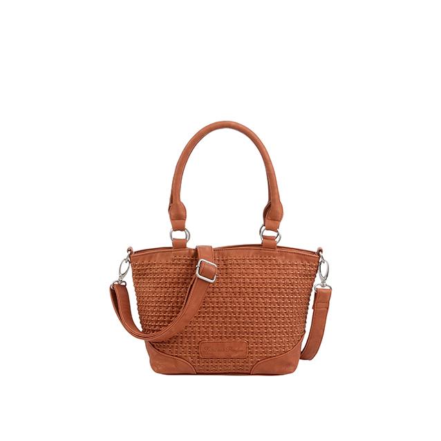 Handtasche Cilia brandy