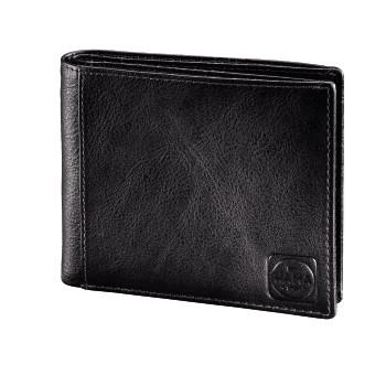 Leder-Kreditkarten-Geldbörse H31C Black