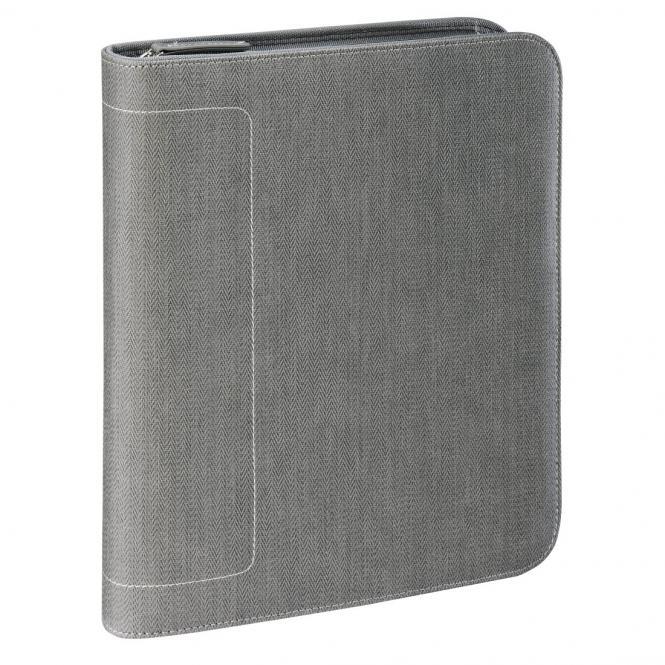 Tablet-Organizer A5 light grey