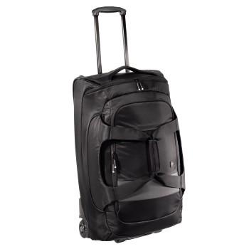 Reisetasche mit Rollen Black