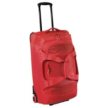 München Reisetasche mit Rollen Red