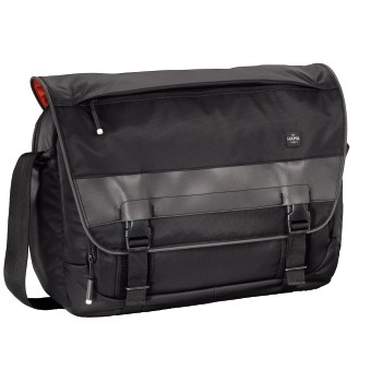 Business-Schultertasche funktional Black