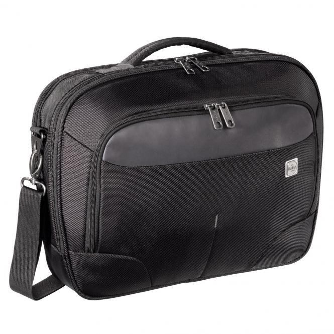 Business-Tasche sportiv Twill Black