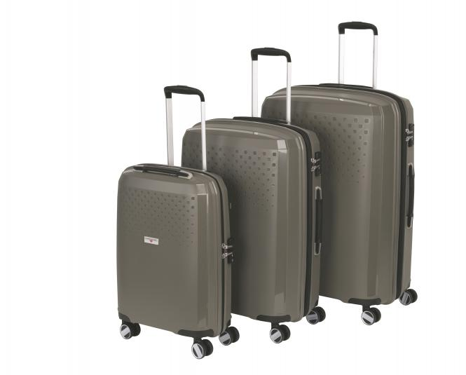 3-teiliges Trolley-Set starlight