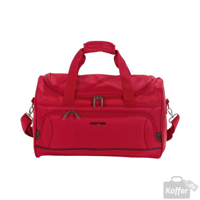 Travel Bag Red/Black