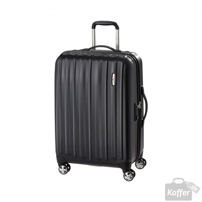 Trolley M, 4-Rollen Black Grained