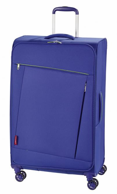 Trolley L 4 Rollen Cool Blue