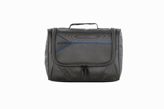 Beautycase ivy/dark blue