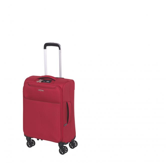 Cabin Trolley S 4R 55cm wine red