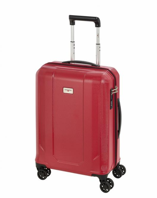 Trolley S Cabin Size, 4-Rollen Lady Red