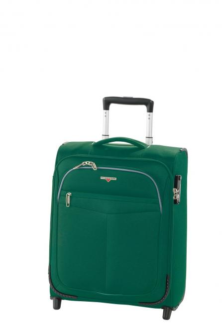 Trolley S Cabin Size, 2 Rollen Green/Grey