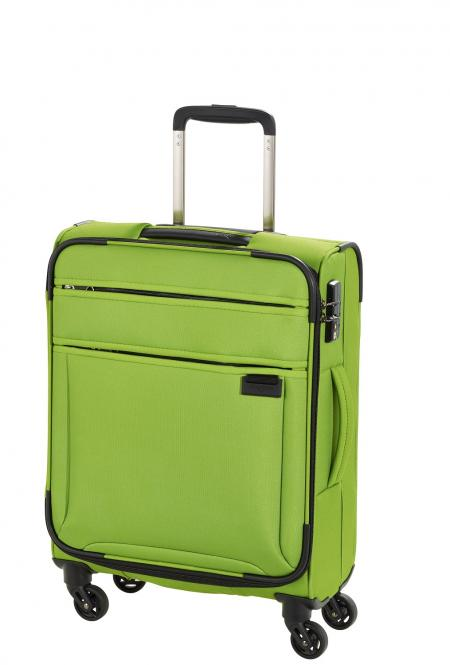Trolley S Cabin Size 4 Rollen Green Apple/Black