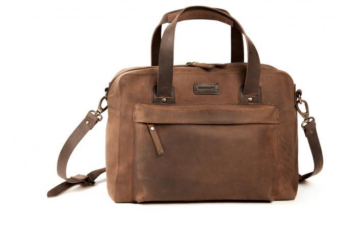 Businessbag L natur