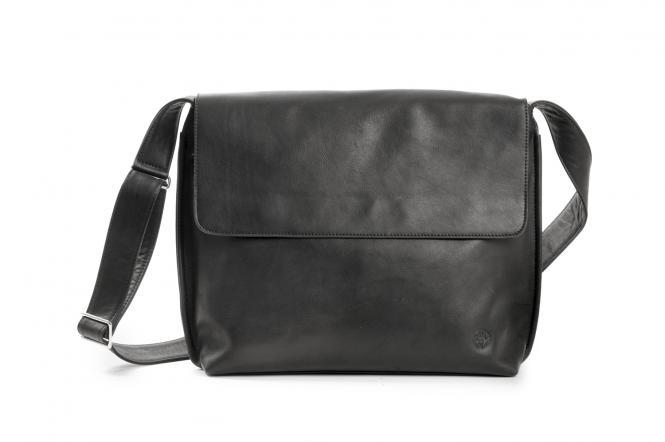 Messengerbag Black