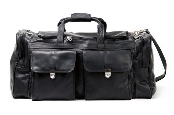 Reisetasche XL Schwarz