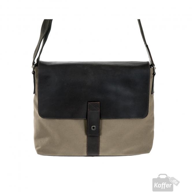 Messenger Bag Sand/Braun