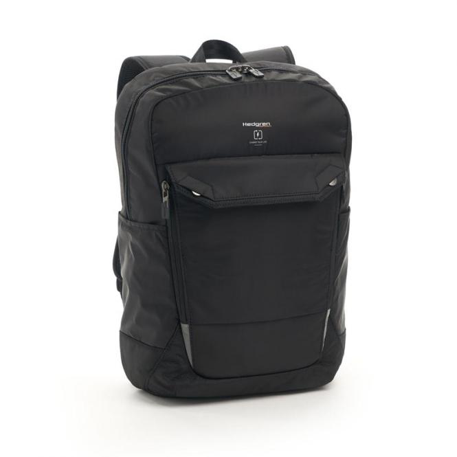 SPLICE Slim Backpack black