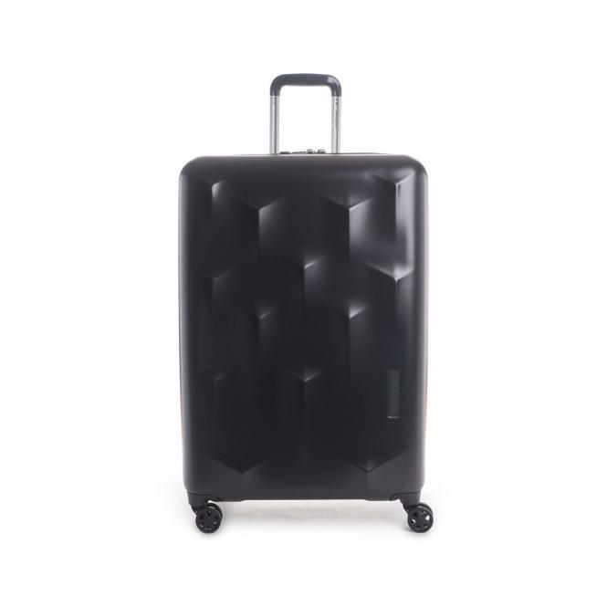 Carve L Expandable 4-Rollen-Trolley 76cm Black
