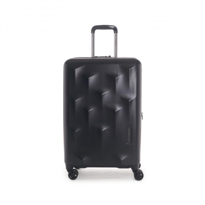 Carve M Expandable 4-Rollen-Trolley 67cm Black