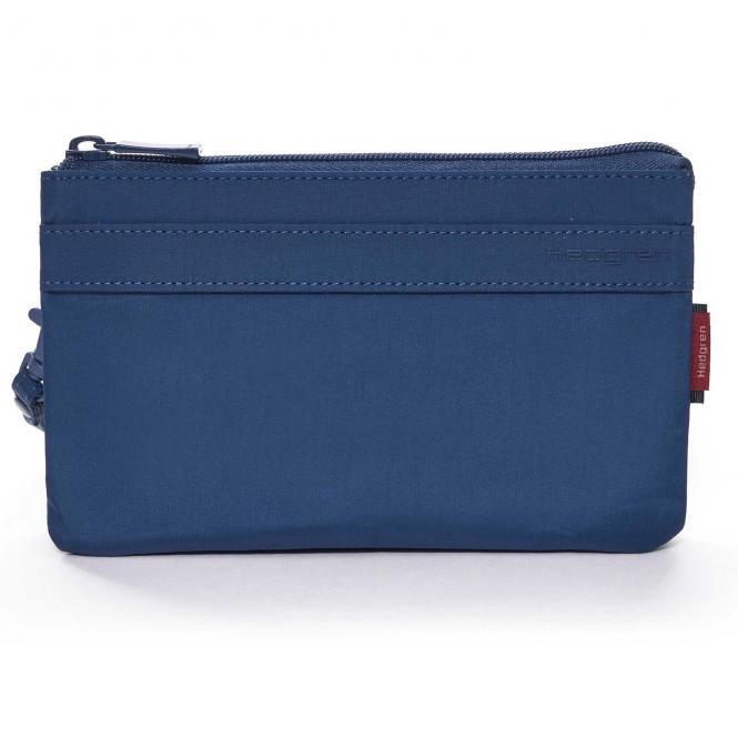 FRANC L Clutch mit RFID-Schutz dress blue