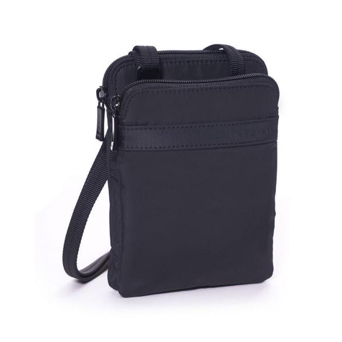 RUPEE Passportholder mit RFID-Schutz Black
