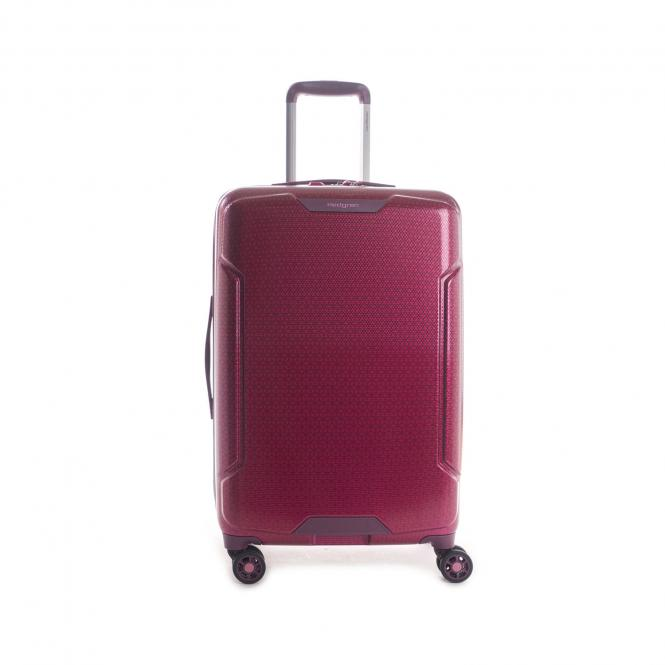 Glide M Expandable 4-Rollen-Trolley 67cm Beet Red