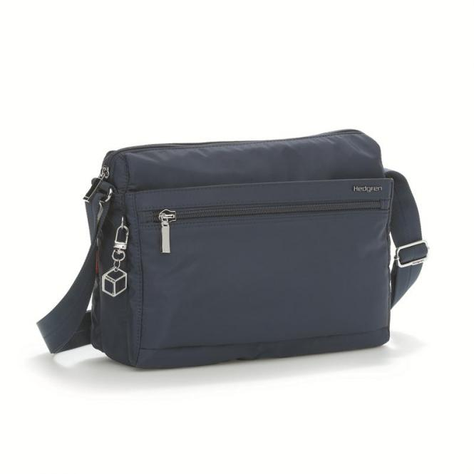 EYE M Shoulder Bag dress blue