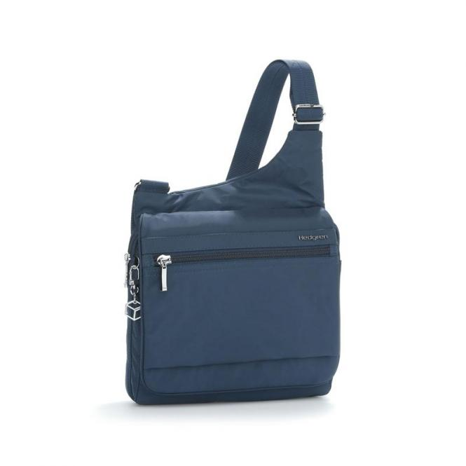 SPUTNIK Schultertasche dress blue