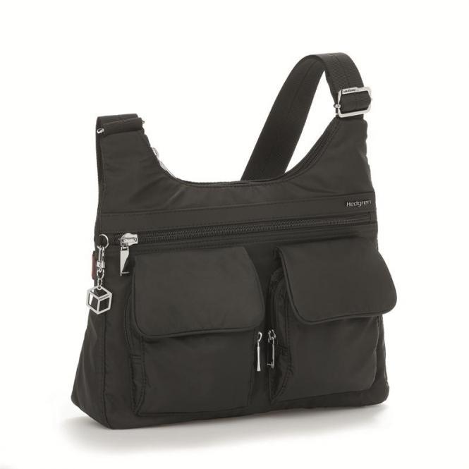 PRARIE Shoulder Bag Black