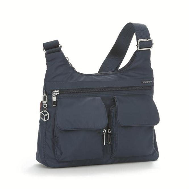 PRARIE Shoulder Bag Dress Blue