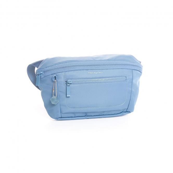 HIKE Hüfttasche mit RFID-Schutz Dolphin Blue
