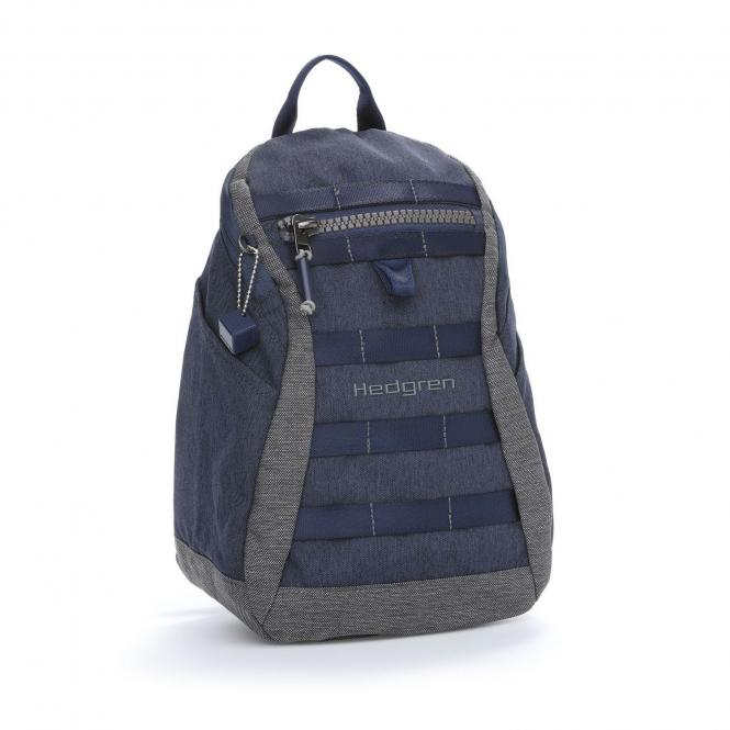 "ZEPHON Rucksack mit Laptopfach 14"" Parisian Night Blue"