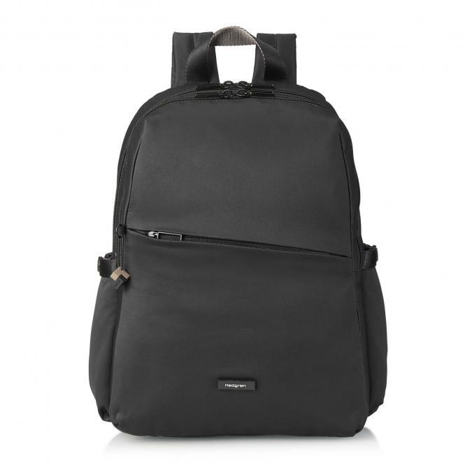 """COSMOS 13"""" Rucksack mit zwei Fächern Black"""