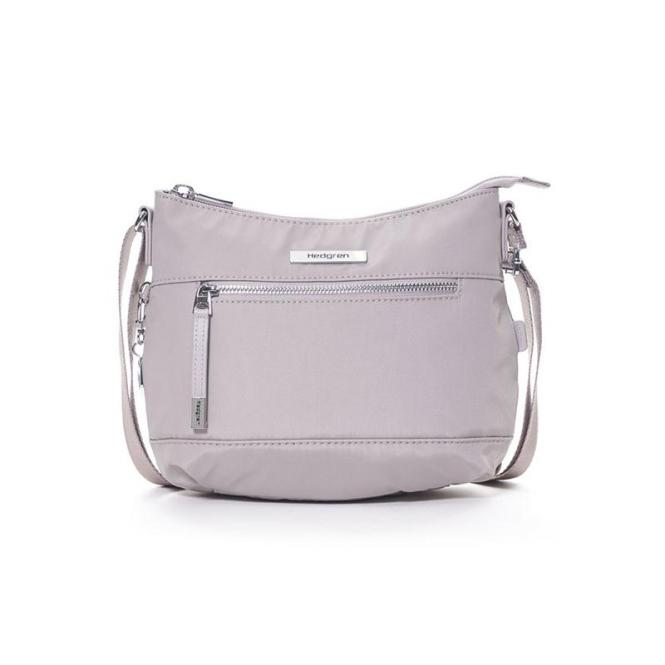 GLEAM S Crossover Small Schultertasche Zinc