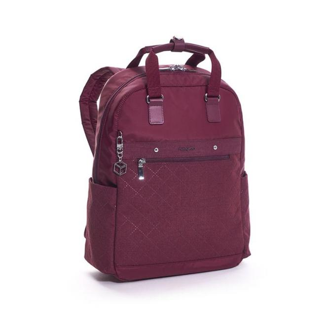 "Ruby Rucksack 15"" Windsor Wine"