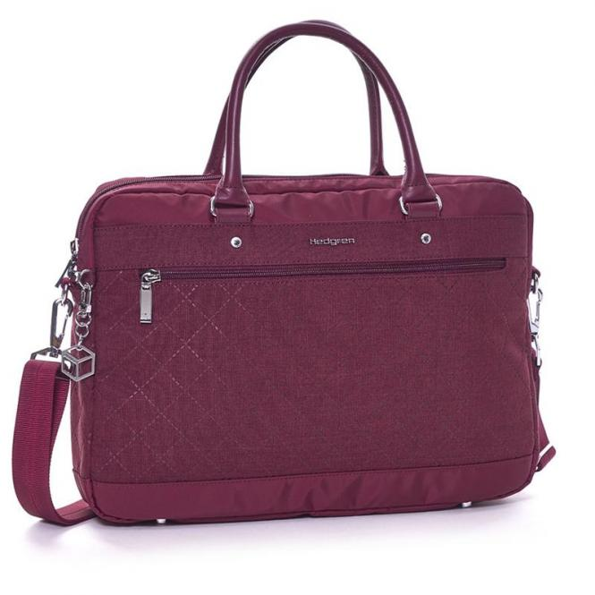 "Opal Attache Laptoptasche 13"" Windsor Wine"