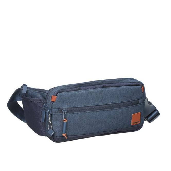 COAST Waistbag mit RFID-Schutz dark denim