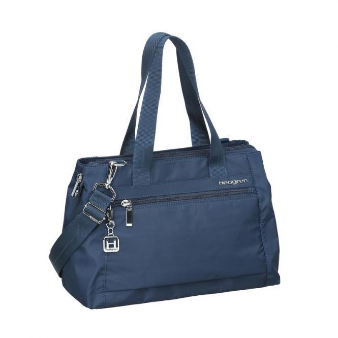 EVA M Handbag dress blue