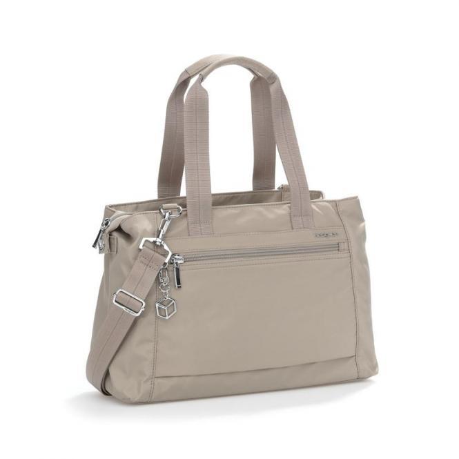 EVA M Handbag vintage tan