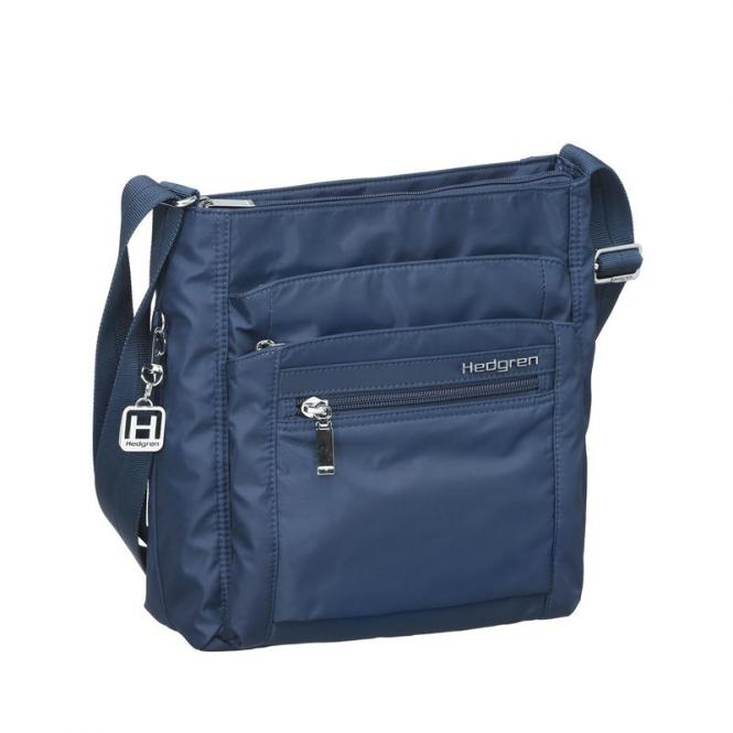 ORVA Schultertasche dress blue
