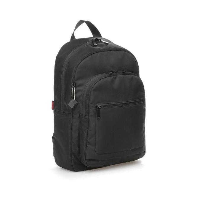 RALLYE Backpack mit Tabletfach Black