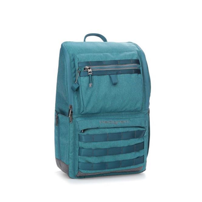 """TENIN Backpack Medium mit Laptopfach 15.6"""" Mallard Turquoise"""