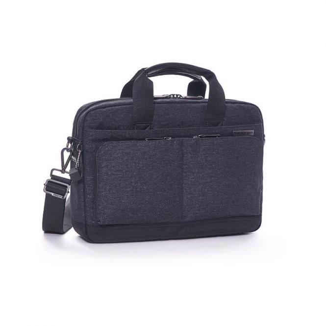 Harmony S Briefcase Small Asphalt